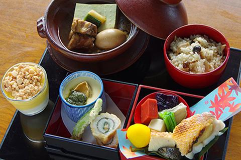 季節の京とうふ鍋